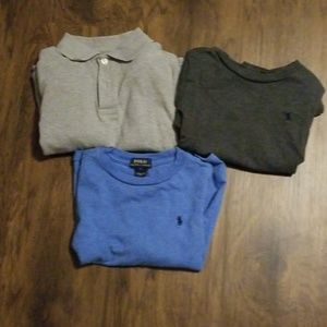 Boys long sleeve bundle